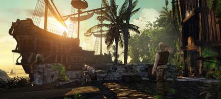 Risen 2 : un max de vidéos de gameplay