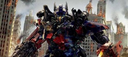 Transformers : la Chute de Cybertron, la toute première vidéo de gameplay