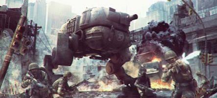 Steel Battalion: Heavy Armor, un vrai jeu de gamer pour Kinect