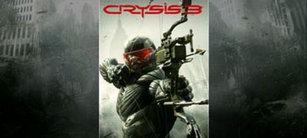 Crysis 3 annoncé par Electronic Arts