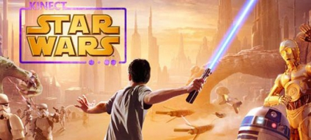 (Test) Kinect Star Wars (Xbox 360 Kinect)