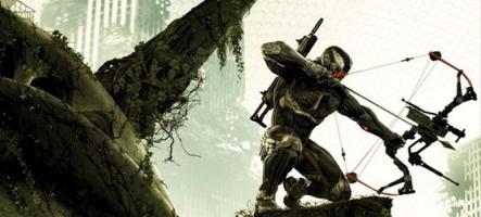 Crysis 3 officialisé pour 2013 : les premières images du jeu dévoilées