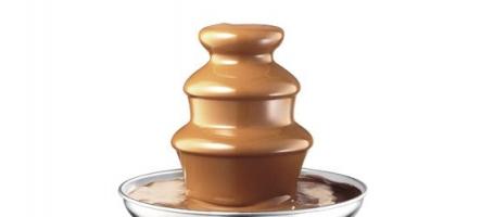 La News décalée du jour : La fontaine à chocolat, totalement indispensable