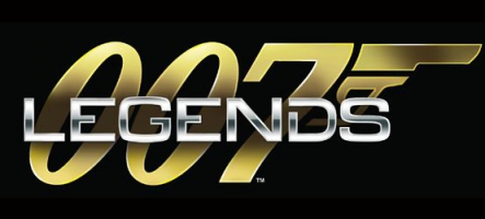 Activision annonce James Bond 007 Legends