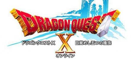Dragon Quest X : la date de sortie révélée