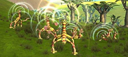100 millions de créatures à Spore
