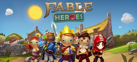 (Test) Fable Heroes (XBLA)