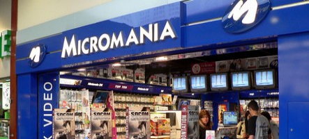 Micromania révèle ses tops mensuels