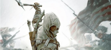 Assassin's Creed 3 : Une nouvelle bande-annonce !