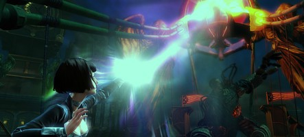 Bioshock Infinite retardé