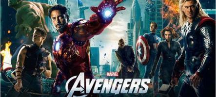 Avengers : le jeu vidéo