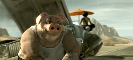 Quatre nouvelles images de Beyond Good & Evil 2