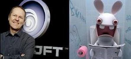 Les chiffres de ventes des jeux d'Ubisoft