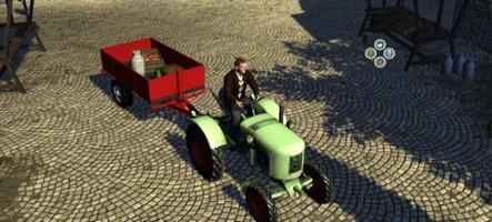 Régalez-vous les rétines avec Agriculture Simulator Historical Farming