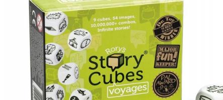 La News décalée du jour : Story Cubes