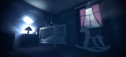 Among the sleep : un jeu d'horreur dans lequel vous avez 2 ans