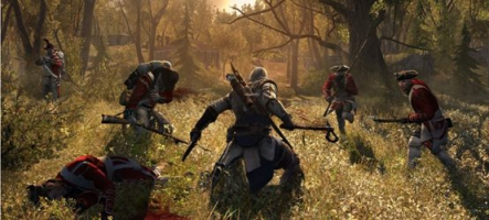 (E3 2012) Assassin's Creed 3 : la nouvelle bande-annonce