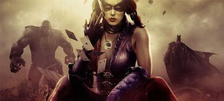 (E3 2012) Injustice, un jeu de combat signé DC Comics