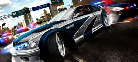 (E3 2012) Need For Speed Most Wanted fait son show