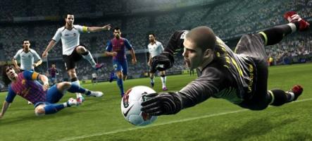 (E3 2012) PES 2013, infos, vidéo et images