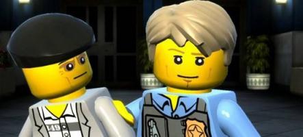 (E3 2012) LEGO City : Undercover, un GTA façon LEGO sur Wii U ?