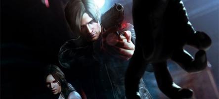 Découvrez le nouveau Resident Evil 6