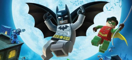LEGO Batman 2 propose des mini-figurines parlantes