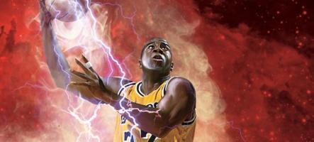 NBA 2K13, la vidéo qui vous dunke la face