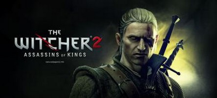 CD Projekt continue le suivi sur The Witcher 2