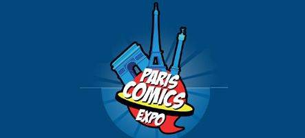 Paris Comics Expo : le premier salon de la BD US débarque à Paris