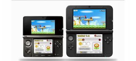Nintendo annonce la Nintendo 3DS XL