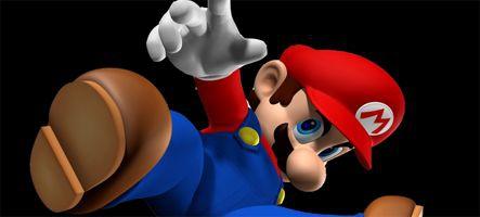 La musique de Mario réalisée... au verre