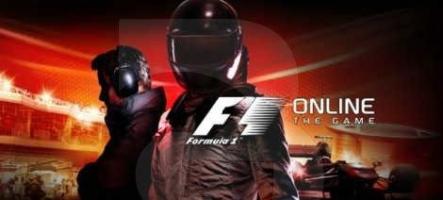 F1 Online est disponible