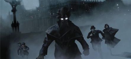 (BD) Scotland Yard - Tome 1 : Au coeur des ténèbres