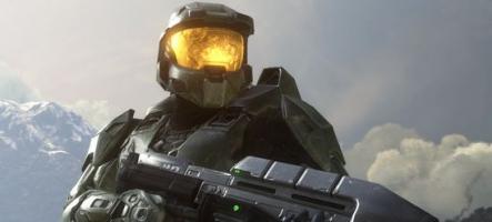 Halo 4 : 8 Go d'espace disque nécessaire...