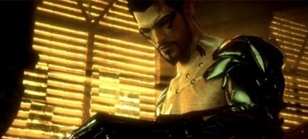 Deus Ex : Human Revolution offert aux abonnés du Playstation Plus