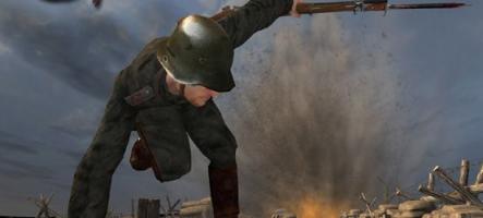 The Trench : L'enfer des tranchées dans un FPS français