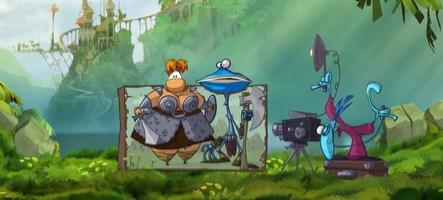 Rayman Legends aussi sur PS3 et Xbox 360 ?