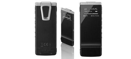 La news décalée du jour : Sony ICD-TX50