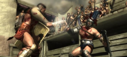 La série TV Spartacus adaptée en jeu vidéo !