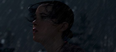 Beyond: Two Souls, making of du prochain jeu de David Cage