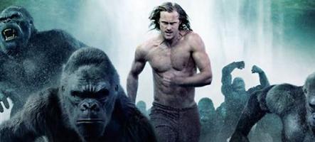 Tarzan, la critique du film