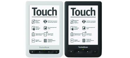 La News décalée du jour : Touch, de PocketBook