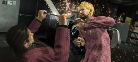 La mauvaise nouvelle du jour : Yakuza 1 et 2 en HD sur PS3