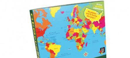 (HS) Découvrez le monde en puzzle