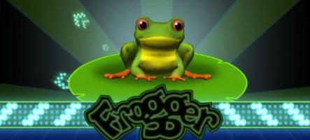 (Test) Frogger Hyper Arcade Edition (XBLA/PSN/Wii Ware)