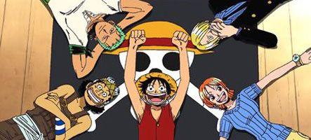 One Piece : Un RPG en développement