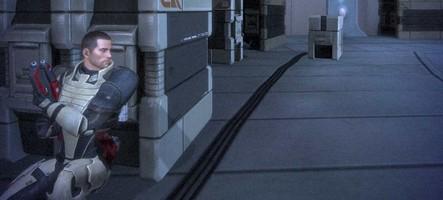 Le script du film Mass Effect terminé