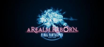 Final Fantasy XIV ressort avec une nouvelle virginité