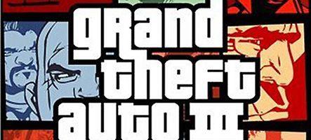 GTA III pour le 31 juillet sur le PSN